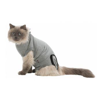 Ochronne body dla kota S-M szare