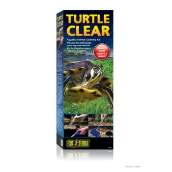 Zestaw do czyszczenia terrarium/akwarium dla żółwia