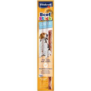 Przysmak Beef Stick Low Fat kabanos z indykiem 12 g