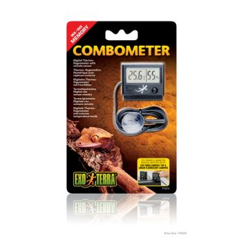 Higrometr i termometr 2 w 1