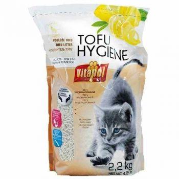 Tofu podłoże drewniane cytrynowe