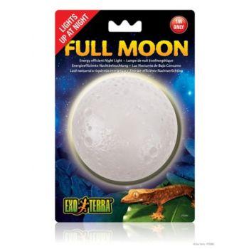 Full Moon lampka imitująca światło księżyca