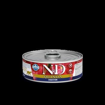 N&D Quinoa Digestion karma mokra z jagnięciną 80 g