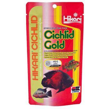 Cichlid Gold Mini pellet pokarm dla pielęgnic