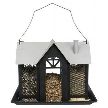 Villa karmnik dla ptaków czarny