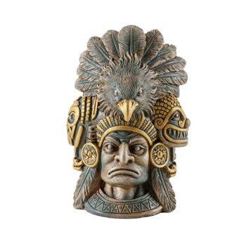 Aztec kryjówka dla gadów wojownik