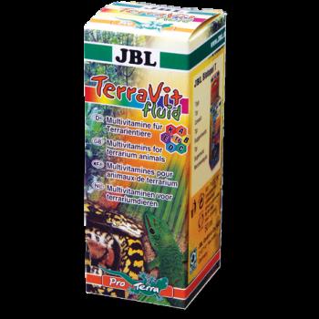 TerraVit Fluid preparat witaminowy dla gadów 50 ml