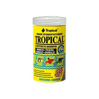 Tropical pokarm wysokobiałkowy w granulacie