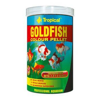 Goldfish Colour Pellet pokarm wybarwiający dla welonów