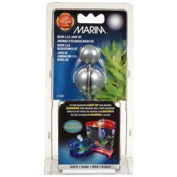 Micro LED Light Unit lampka z zasilaczem