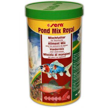 Pond Mix Royal pokarm dla ryb stawowych