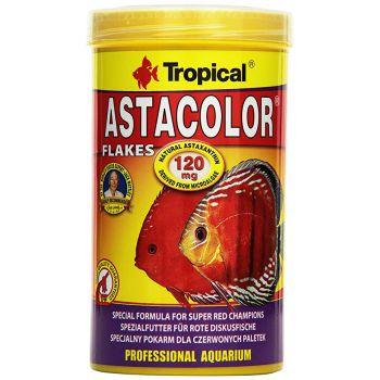 Astacolor pokarm wybarwiający w płatkach