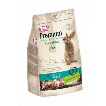Karma pełnoporcjowa Premium dla królika 900 g