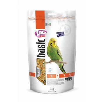 Pokarm pełnoporcjowy dla papużki falistej 600 g