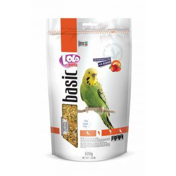 Pokarm owocowy dla papużki falistej 600 g