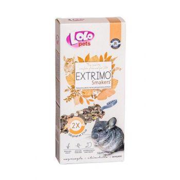 Smakers Extrimo dla szynszyli 2 szt 100 g