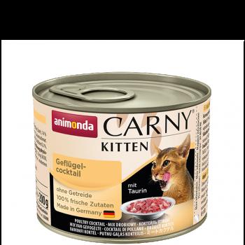 Karma Carny Kitten koktajl drobiowy