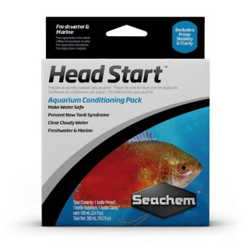 Head Start Pack zestaw uzdatniaczy