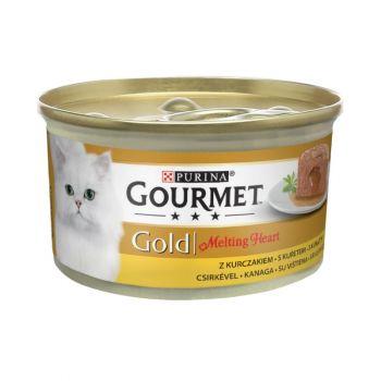 Karma Gold Melting Heart z kurczakiem 85 g