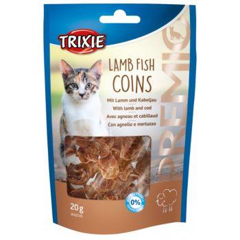 Premio Lamb Fish Coins 20 g