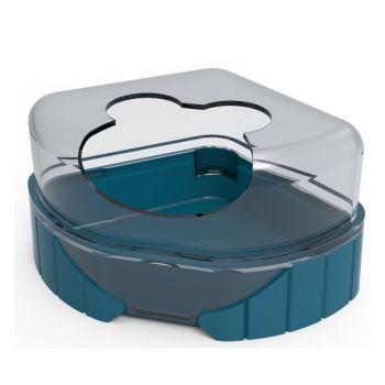 Rody 3 toaleta dla gryzoni niebieska