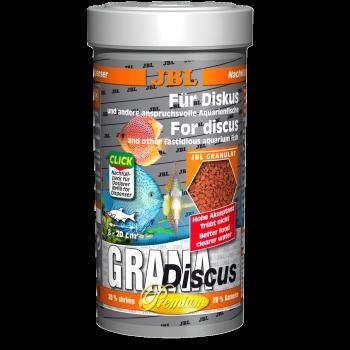 Grana Discus Click pokarm dla paletek