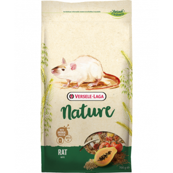 Nature Rat karma dla szczura 700 g