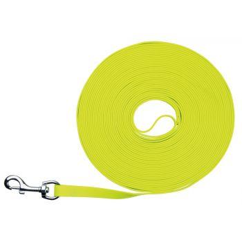 Smycz treningowa Easy Life neonowa żółć