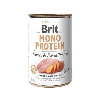 Mono Protein indyk z batatem 400 g