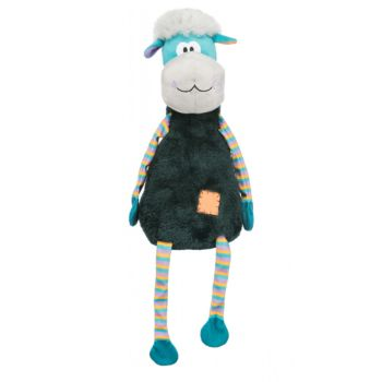 Owca kolorowa zabawka dla psa 53 cm