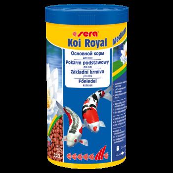 Koi Royal Medium granulat dla ryb stawowych