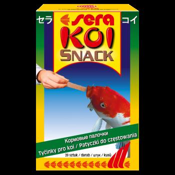 Koi Snack przysmak w pałeczkach dla ryb stawowych