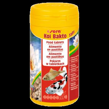 Koi Bakto Tabs pokarm leczniczy dla koi 675 tabletek