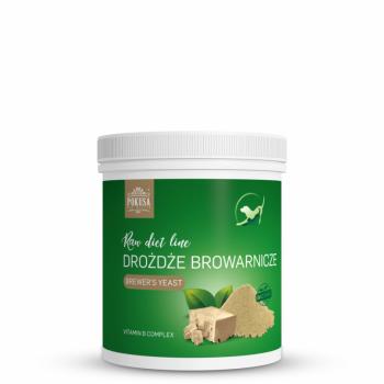 RawDietLine drożdże browarnicze 250 g