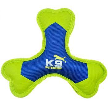 Bumerang nylonowy trójramienny 24 cm