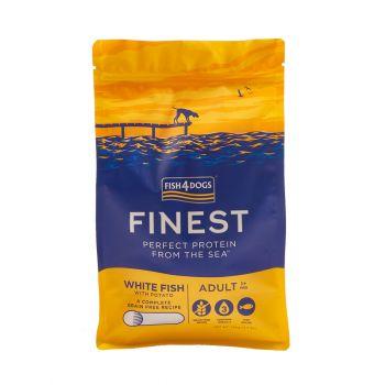 Finest Puppy sucha karma z białą rybą- małe granulki 1,5 kg