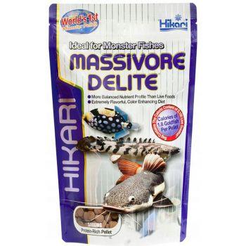 Massivore Delite pokarm dla ryb mięsożernych 380 g