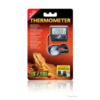 Termometr elektroniczny do terrarium