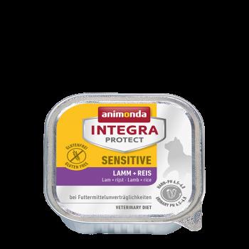 Integra Protect Sensitive jagnięcina z ryżem pasztet 100 g