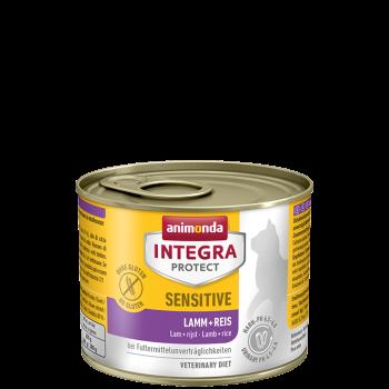 Integra Protect Sensitive jagnięcina z ryżem puszka 200 g