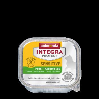 Integra Protect Sensitive indyk z ziemniakami pasztet 100 g