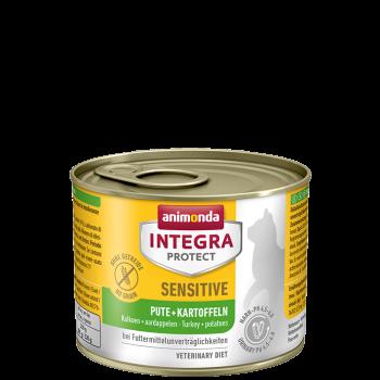 Integra Protect Sensitive indyk z ziemniakami puszka 200 g