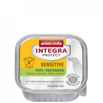 Integra Protect Sensitive indyk z pasternakiem pasztet 150 g