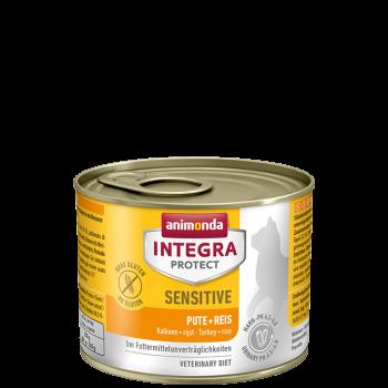 Integra Protect Sensitive indyk z ryżem puszka 200 g