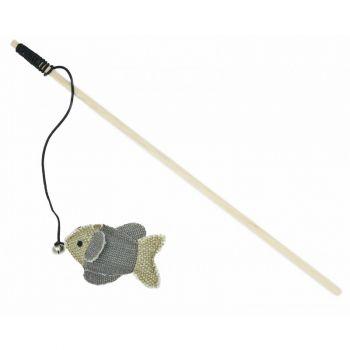 Wędka dla kota z rybką