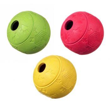 Piłka na przysmaki z labiryntem M 8 cm