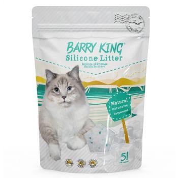 Żwirek silikonowy dla kota naturalny 5 l