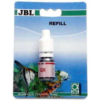 Uzupełnienie testu JBL GH wkład
