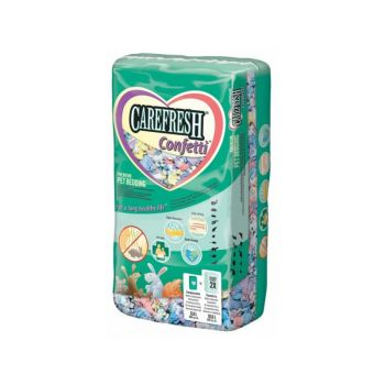Carefresh Confetti ściółka celulozowa