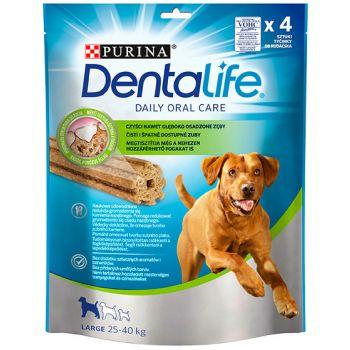 Dentalife Large przysmak dentystyczny dla dużych psów 142 g